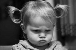 Bad mood no attitude
