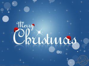 merry christmas display pic