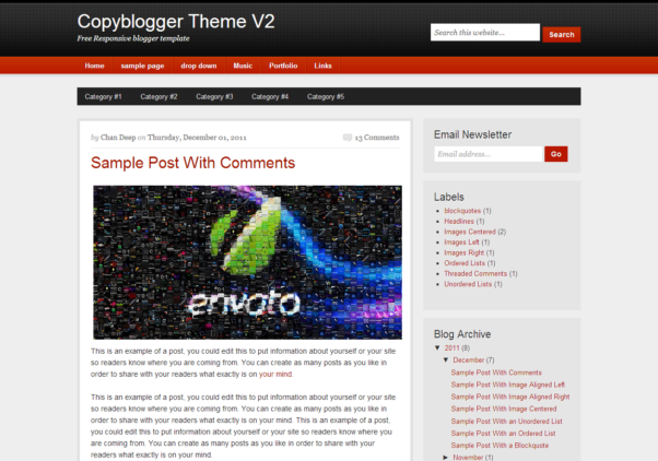 Copyblogger-Theme-V2-Free-Html5-and-Css3-Templates