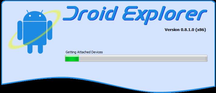 Droid-Explorer