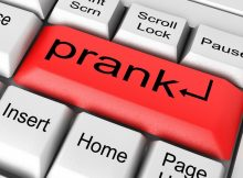 Prank Friends Online