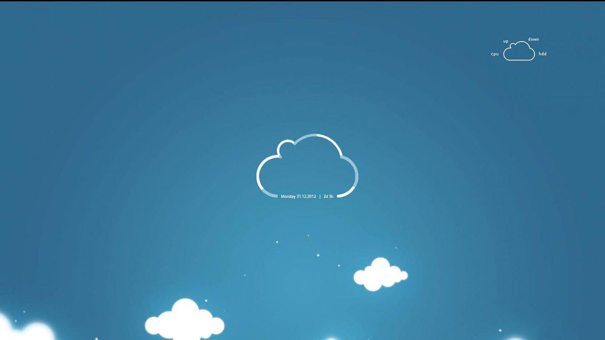 Conky-unix-program-screen-shot 15+ Linux Conky Themes
