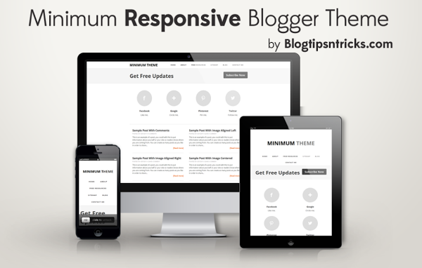 minimum-responsive-blogger-theme