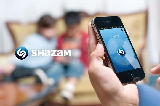 Shazam-app-logo