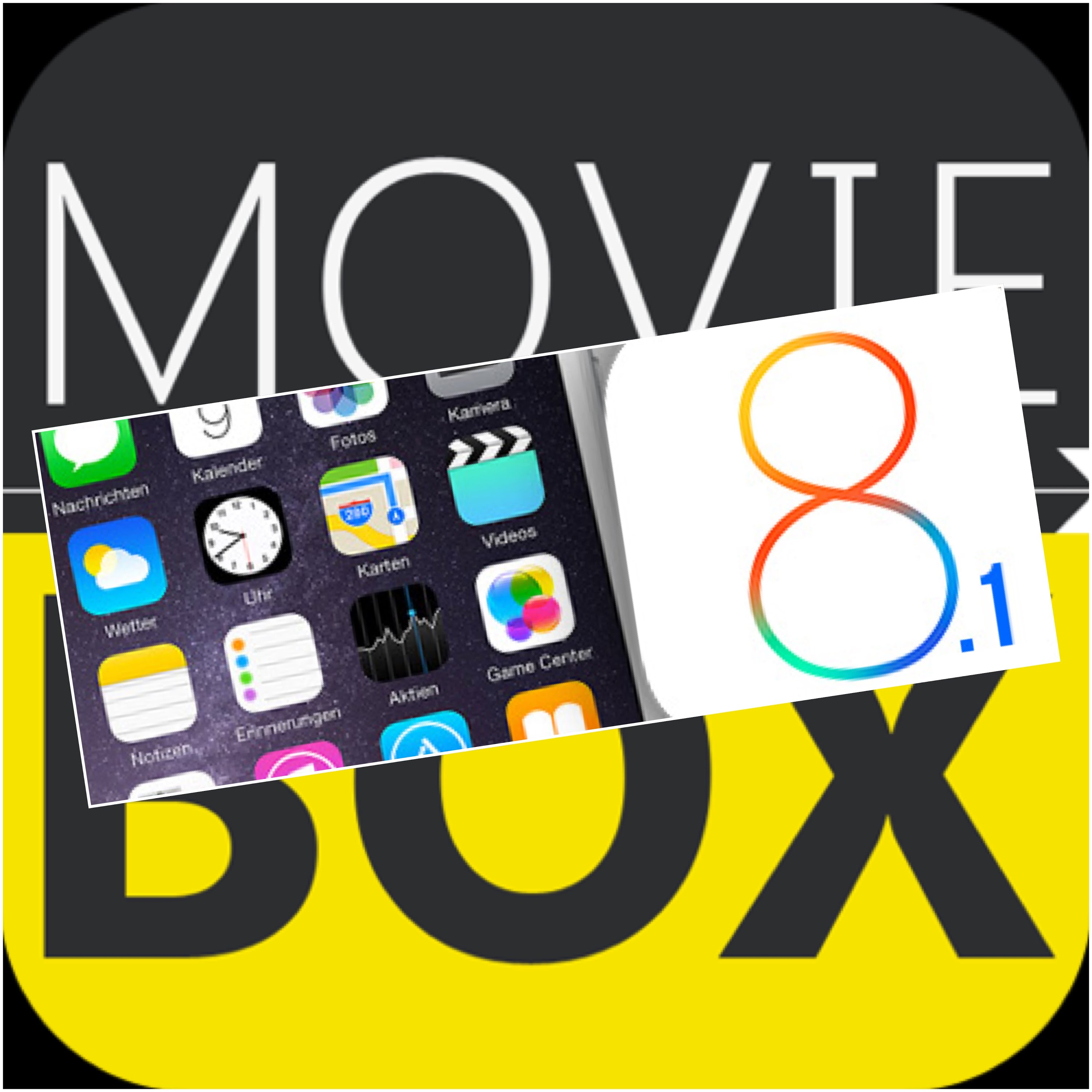 movie box not opening on ios