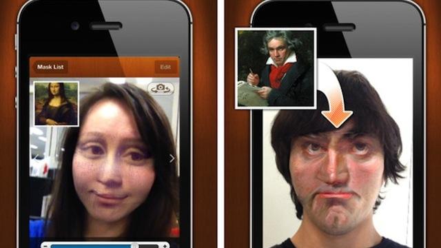 Face Stealer app