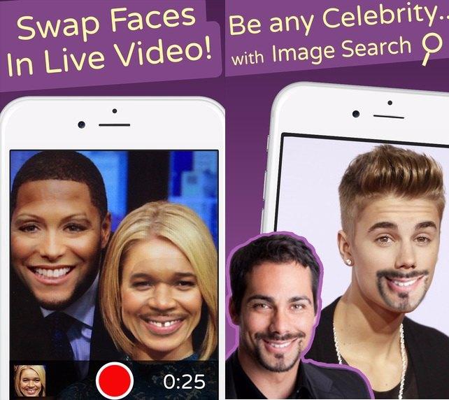 Face-Swap-Live