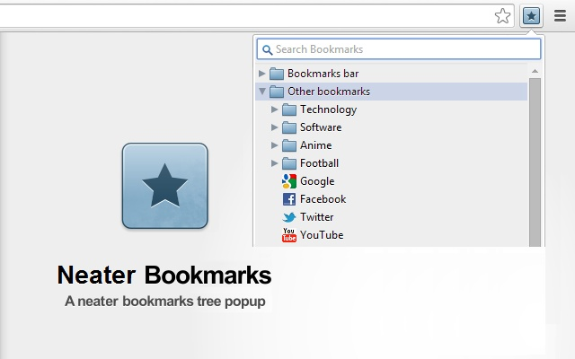 Nester Bookmark Manager