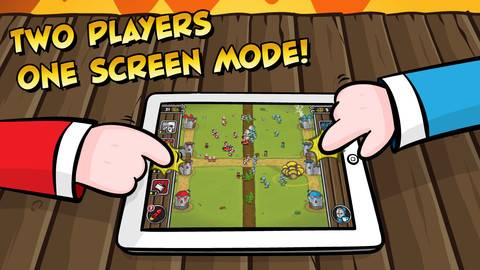 2 player iphone games