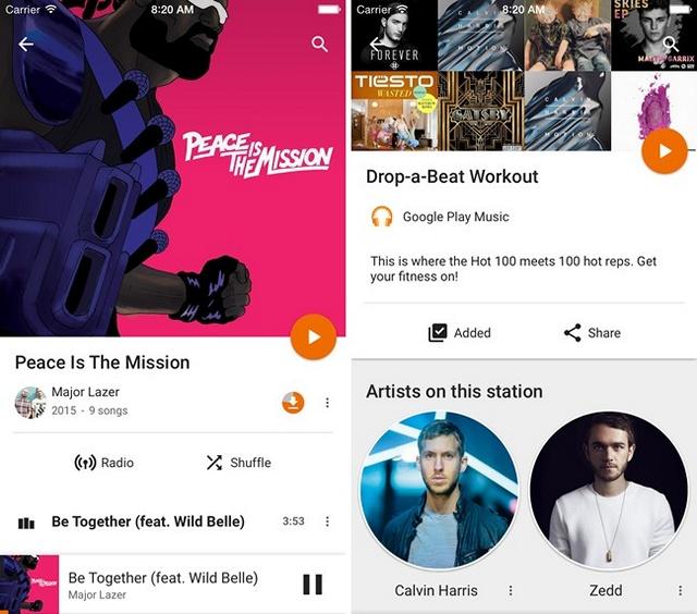 Spotify-Offline Best Music Apps with Offline Access
