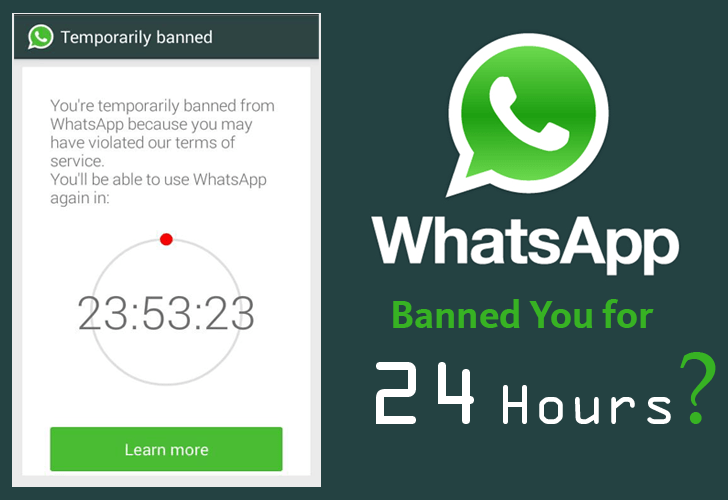 How to Get Unbanned from Whatsapp