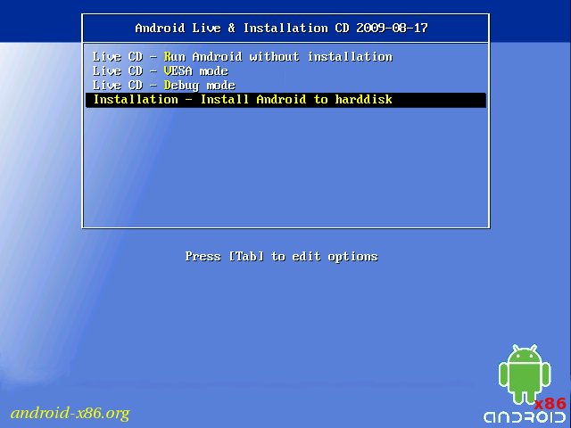 Install Android Lollipop on PC