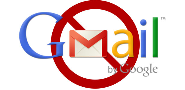 Locked Out Gmail