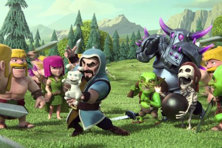 clash of clans mods