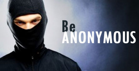 be-anonymous