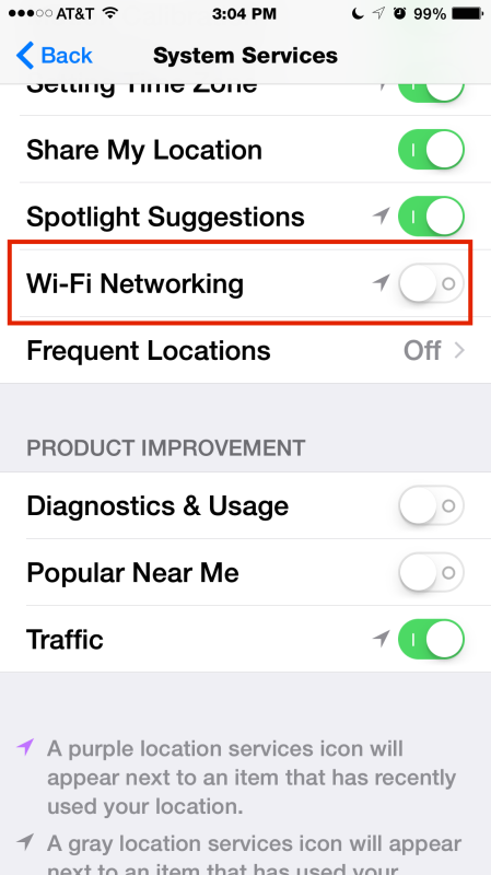 reset-network-settings-iphone 5 Ways to Fix an iPhone 6 That Isn't Connecting to WiFi