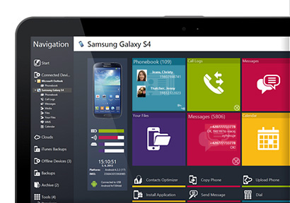 MobileEdit 8 + Android PC Suites For Windows, Linux And Mac