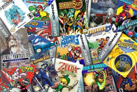 GBA-Games