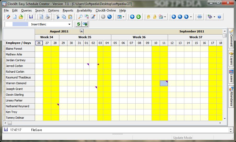 clockit-easy-schedule-creator