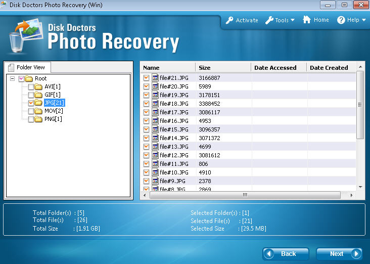 recovery-screenshot 12+ Linux Data Recovery Tools