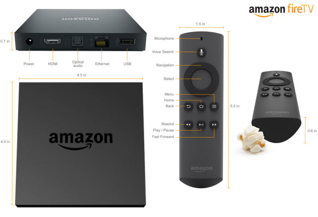 Amazon-Fire-TV 10+ Google Chromecast Alternatives