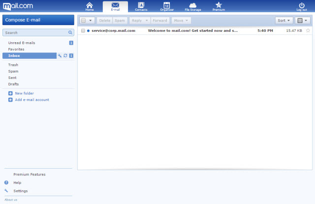 Yahoo-Mail 7+ Best Free Email Providers Online